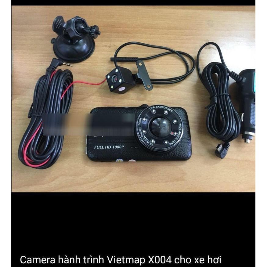 Camera Hành Trình Xe Hơi X004 Có Cam Lùi