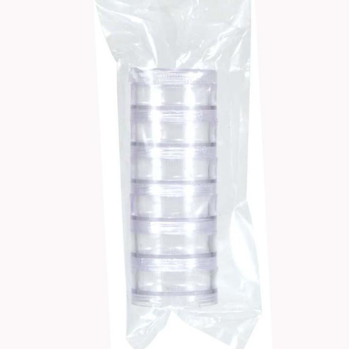 Bộ 6 hộp nhựa tròn (đường kính 4 cm, xếp chồng lên nhau được) đựng phụ kiện câu cá South Bend - 2953291 , 236384629 , 322_236384629 , 70000 , Bo-6-hop-nhua-tron-duong-kinh-4-cm-xep-chong-len-nhau-duoc-dung-phu-kien-cau-ca-South-Bend-322_236384629 , shopee.vn , Bộ 6 hộp nhựa tròn (đường kính 4 cm, xếp chồng lên nhau được) đựng phụ kiện câu cá South B