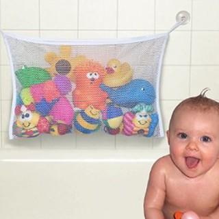 Baby Kids Bath Bathtub Toy Mesh Net Storage Bag Organizer Holder Bathroom