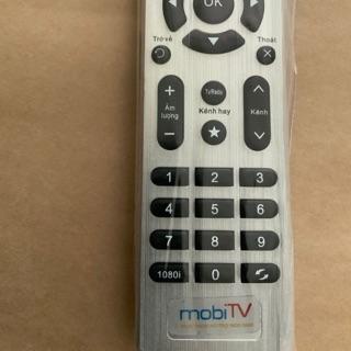 Điều khiển đầu Mobi TV