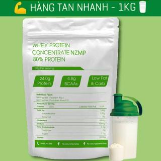 Whey Protein Concentrate NZMP 80% Protein – Đạm whey cô đặc