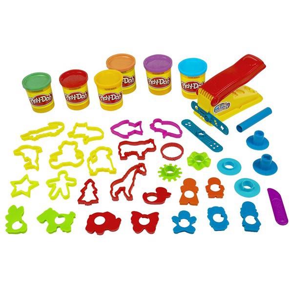 Đồ chơi bột nặn PlayDoh - Khuôn Tạo Hình Đa Dạng - 42951