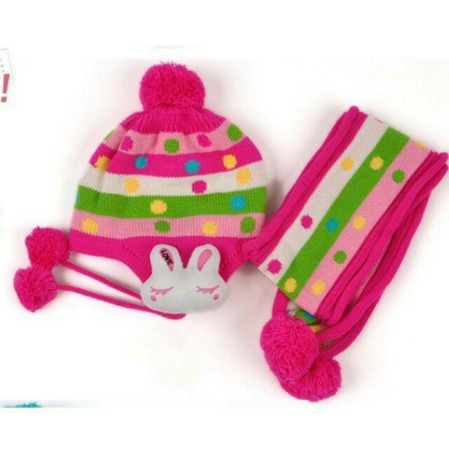 Set nón len khăn len thỏ con cho bé gái - 2661255 , 414568825 , 322_414568825 , 105000 , Set-non-len-khan-len-tho-con-cho-be-gai-322_414568825 , shopee.vn , Set nón len khăn len thỏ con cho bé gái