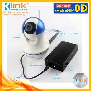 SIÊU SALE Ups Mini Rời Dùng Cho Camera Xoay 360 Độ - Cấp điện dự phòng lên đến 10 tiếng, không lo kẻ gian cắt điện thumbnail