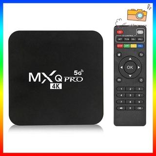 Máy Nghe Nhạc Thông Minh Đa Phương Tiện Mxqpro5G 4k Rk3229-5G 8 + 128g