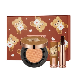 Matte Lipstick / Concealer Cosmetic Set For Girlfriends