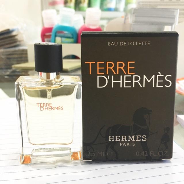 Nước hoa Terre d`Hermes mini hàng auth Pháp - 2828250 , 431395744 , 322_431395744 , 350000 , Nuoc-hoa-Terre-dHermes-mini-hang-auth-Phap-322_431395744 , shopee.vn , Nước hoa Terre d`Hermes mini hàng auth Pháp