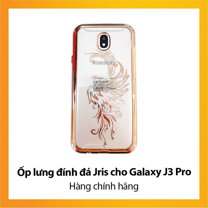 Ốp lưng đính đá Jris cho Galaxy J3 Pro - Hàng chính hãng - 10080403 , 1072203790 , 322_1072203790 , 80000 , Op-lung-dinh-da-Jris-cho-Galaxy-J3-Pro-Hang-chinh-hang-322_1072203790 , shopee.vn , Ốp lưng đính đá Jris cho Galaxy J3 Pro - Hàng chính hãng