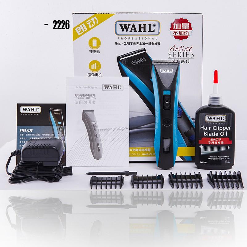 Tông đơ cắt tóc WAHL 2226 chính hãng cao cấp - 3134084 , 1080377760 , 322_1080377760 , 1200000 , Tong-do-cat-toc-WAHL-2226-chinh-hang-cao-cap-322_1080377760 , shopee.vn , Tông đơ cắt tóc WAHL 2226 chính hãng cao cấp