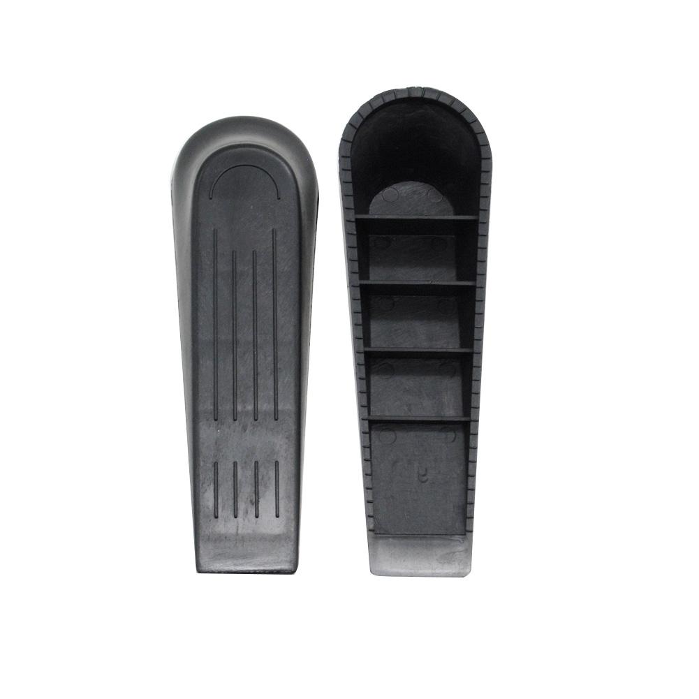 5PCS Non-Slip Door Wedge Stopper Stops