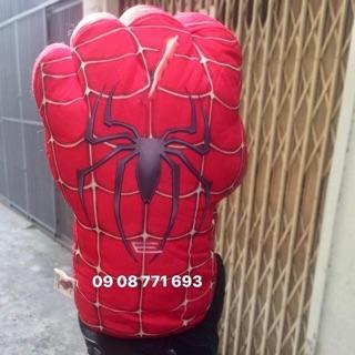 Thú bông nắm đấm Spider-men 30cm