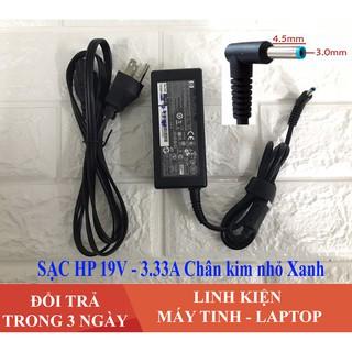💥Sạc Laptop HP 19.5 – 3.33A Chân kim nhỏ (4.5mm x 3.0mm) chính hãng kèm dây nguồn [FREE SHIP ĐƠN TỪ 50K]