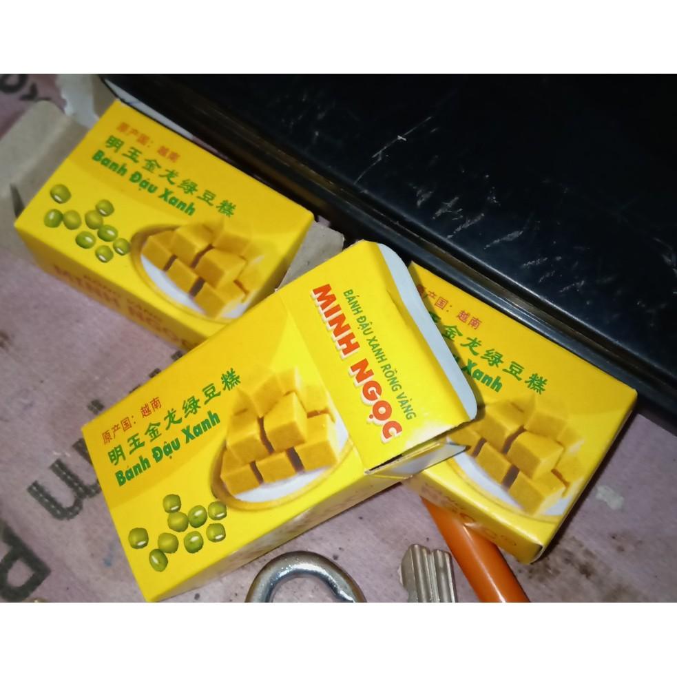 3 Chiếc Bánh Nhỏ - Bánh Đậu Xanh Rồng Vàng MINH NGỌC - Đặc Sản Hải Dương