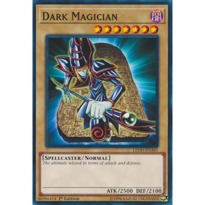 [BÀI IN YUGIOH - BÀI YUGIOH] Bộ bài Legendary deck II: Yugi