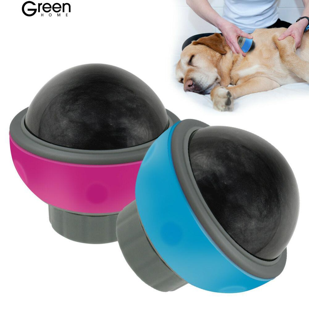 GH🐕 Pet massage ball healthy muscle training dog cat massager