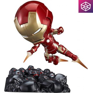 Mô hình nhân vật Nendoroid 543 Iron Man Mark 43: Hero's Edition + Ultron Sentries Set