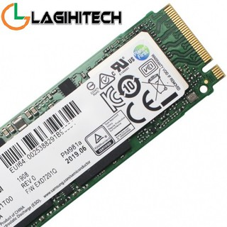 [Mã ELMS4 giảm 7% đơn 500K] Ổ Cứng SSD Samsung PM981a M.2 2280 NVMe - Chính Hãng Samsung - Bảo Hành 3 năm (1 đổi 1)