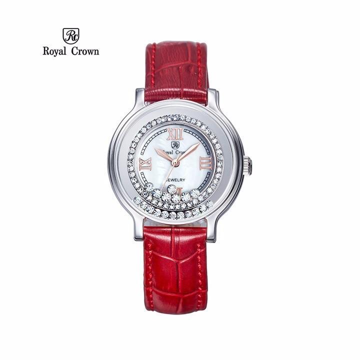 Đồng hồ nữ Chính Hãng Royal Crown 3638 Strap Watch (Dây đỏ) - 2920684 , 138332176 , 322_138332176 , 2599000 , Dong-ho-nu-Chinh-Hang-Royal-Crown-3638-Strap-Watch-Day-do-322_138332176 , shopee.vn , Đồng hồ nữ Chính Hãng Royal Crown 3638 Strap Watch (Dây đỏ)