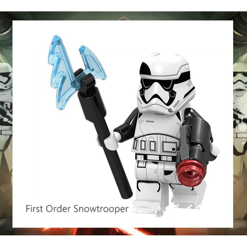 Mô Hình Đồ Chơi Nhân Vật Trong Phim Star Wars