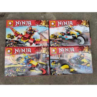 Hộp Ráp Ninja Moto , Hộp Ráp Ninja Lớn , Ráp Lego Ninja