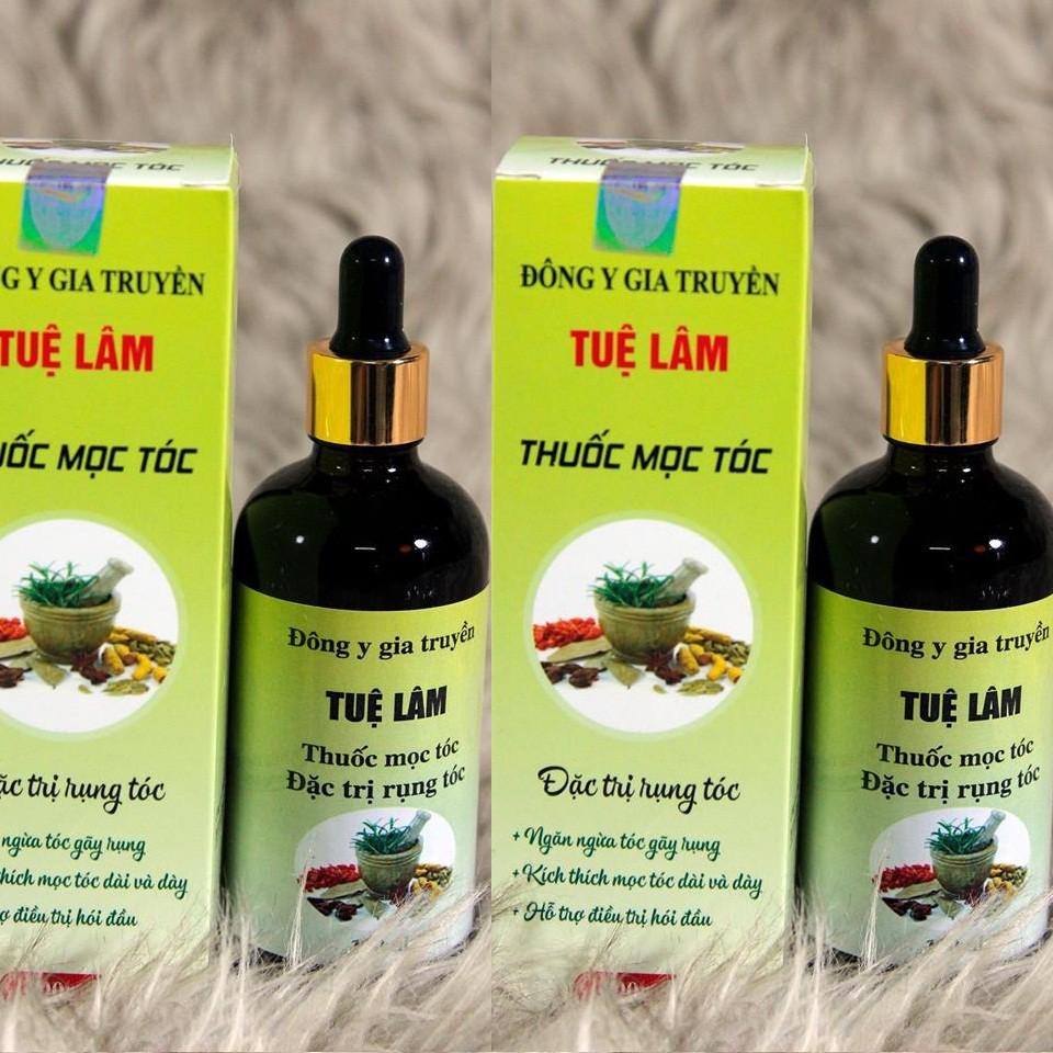 Bộ 2 hộp thuốc mọc tóc Đông y gia truyền Tuệ Lâm 100ml - 3410142 , 1020536227 , 322_1020536227 , 420000 , Bo-2-hop-thuoc-moc-toc-Dong-y-gia-truyen-Tue-Lam-100ml-322_1020536227 , shopee.vn , Bộ 2 hộp thuốc mọc tóc Đông y gia truyền Tuệ Lâm 100ml