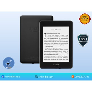 Máy đọc sách Kindle PaperWhite gen 4 (10th) 2019 - màn 6 300PPI, chống nước - New Used - 8GB 32GB thumbnail