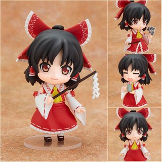 Anime Sexy Girl Figure FREEing B-STYLE Touhou Project Reimu Hakurei 74# PVC Action Figure Toys Cute Collection Model Doll Gift