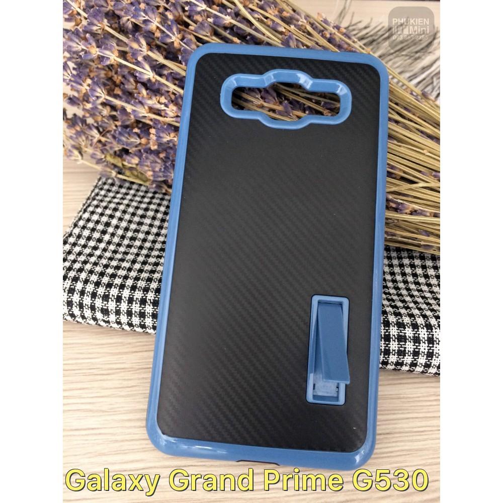 Ốp lưng Motomo chống sốc có chân chống cho Samsung Galaxy J2 Prime