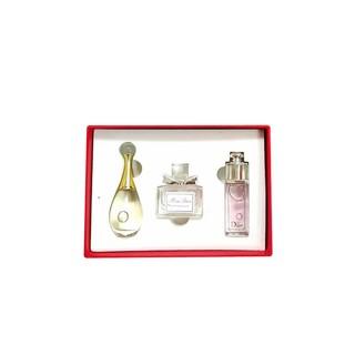 Nước hoa Giftset Dior 3 Pieces Dior addict + Miss Dior+ J adore thumbnail