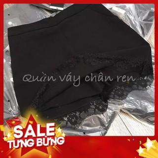 quần váy chữ A chân ren -Hàng nhập khẩu