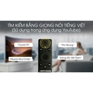 Smart tivi Samsung 4K 65 inch UA66RU7400.