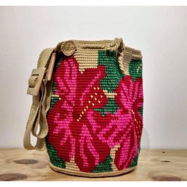 Wayuu bags กระเป๋าวายูนำเข้าจากประเทศโคลอมเบีย