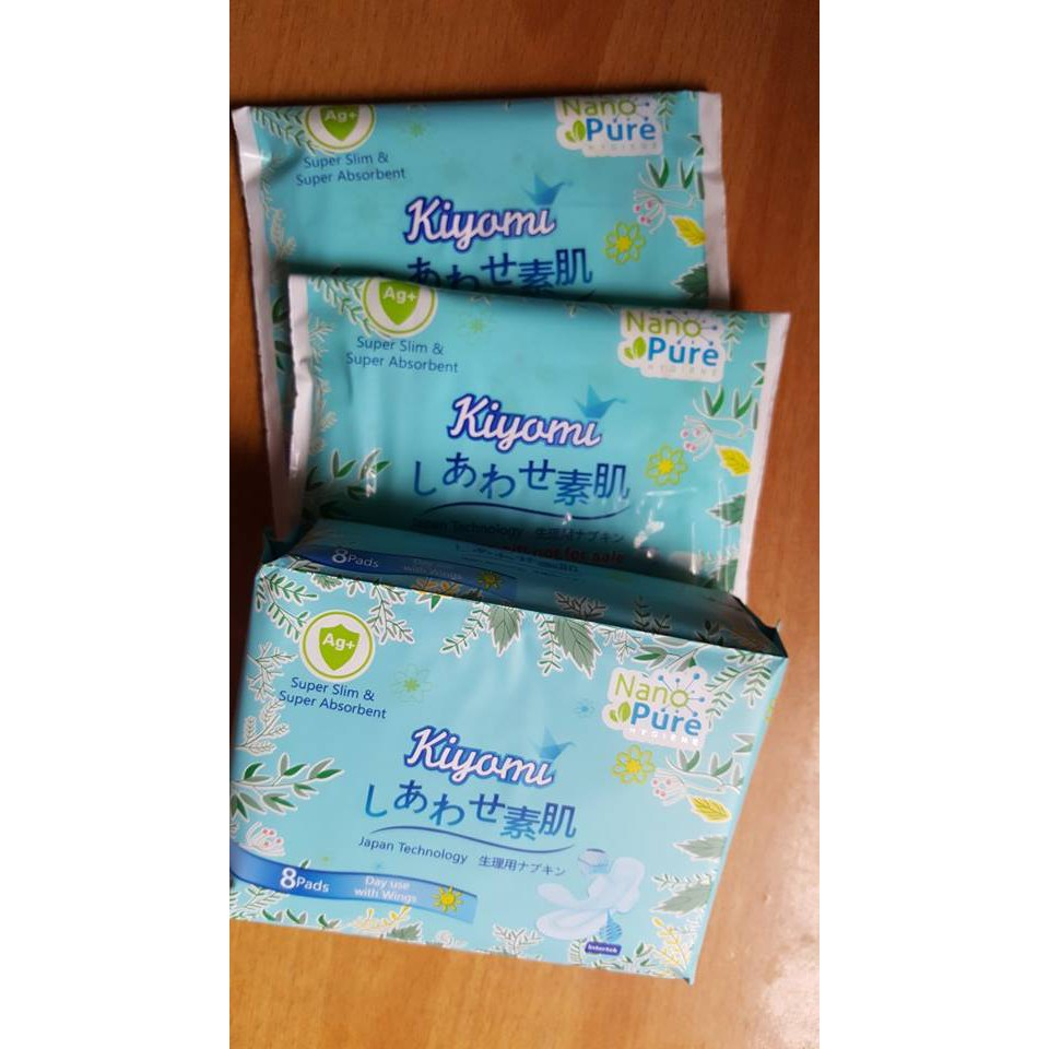 Băng vệ sinh Kiyomi