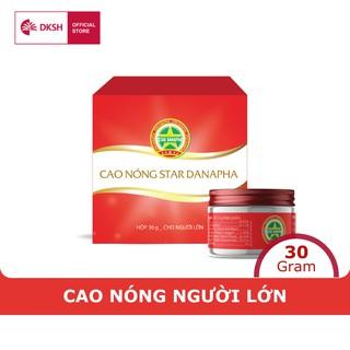 Cao nóng Cao Sao Vàng STAR DANAPHA 30G thumbnail