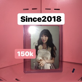 Card Taeyeon album This Christmas official