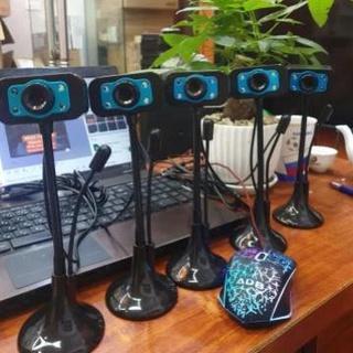 webcam máy tính chân cao cực phù hợp cho việc học online – có hỗ trợ mic