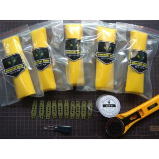 Thun cao su Bband chuyên săn hỗ trợ cắt tặng 10 da 1 cuộn dây cột 1 móc thun.