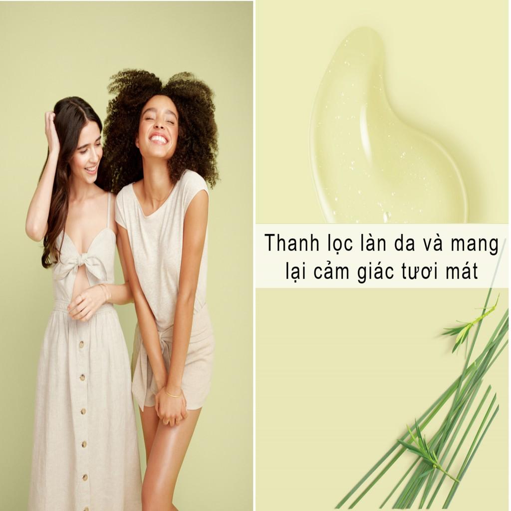 Sữa tắm làm sạch sâu và mang lại cảm giác tươi mát Love Beauty And Planet Pure And Positive 400ml