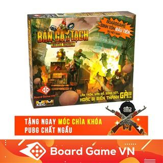[Nhập TOYBGVN giảm 15%]Board Game Bắn Gà Là Tạch BoardgameVN – Tặng móc chìa khóa BGLT