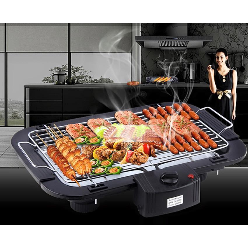 Bếp nướng điện Electric Barbecue Grill không khói - 2835937 , 111192523 , 322_111192523 , 200000 , Bep-nuong-dien-Electric-Barbecue-Grill-khong-khoi-322_111192523 , shopee.vn , Bếp nướng điện Electric Barbecue Grill không khói