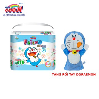 [Tặng rối tay Doremon] Tã quần Goo.N Friend Doremon M68 L58 XL50 XXL42 thumbnail
