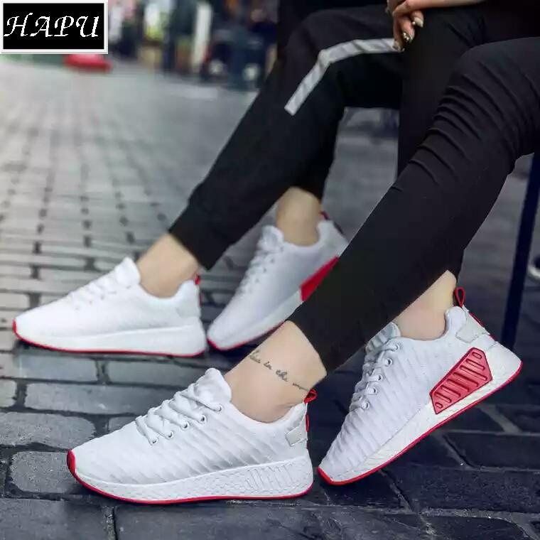 NHẬP MÃ WBSMAY GIẢM 15%_FREE SHIP Giày sneaker nữ và nam (giày cặp đôi) siêu hot HAPU - NMD002 (Trắn