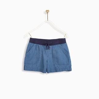Quần short M.D.K Bé Gái - Pull On Shorts- Chamray M.D.K