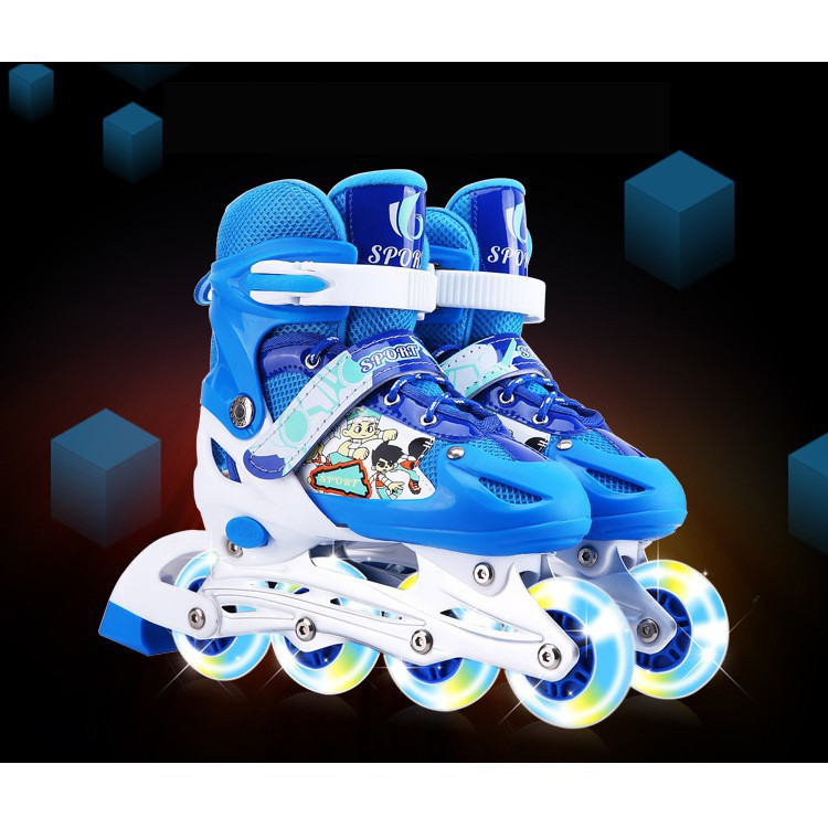 Giày trượt Patin trẻ em, người lớn Sports đủ size
