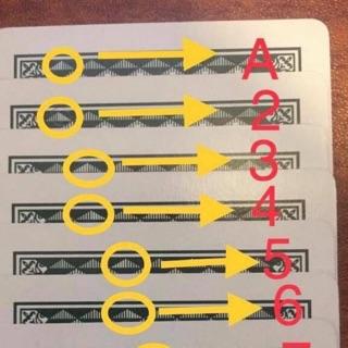 Bài nhìn xuyên double k | bài lỗi tam giác ( 3 lá phăng)
