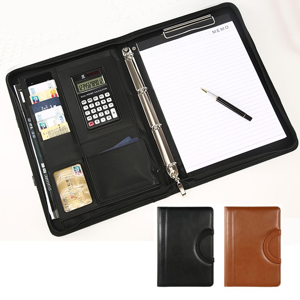 Cặp túi đựng iPad, tài liệu đa năng (CS04) - Chức năng 5 trong 1 giành cho dân công sở, doanh nhân