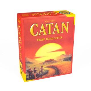 Bộ trò chơi Boardgame Catan dành cho gia đình