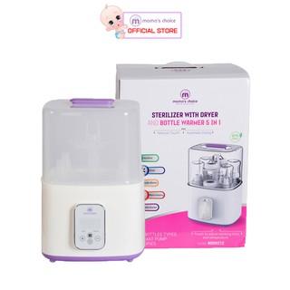 Máy Tiệt Trùng Sấy Khô và Hâm Sữa 5in1 Mama's Choice