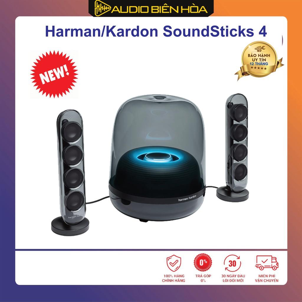 [Mã SKAMPUSHA7 giảm 8% đơn 250k]Loa Harman/Kardon SoundSticks 4 - Hàng Chính Hãng