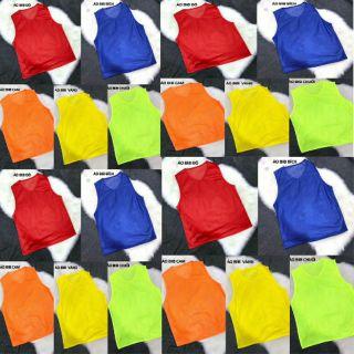 [XẢ KHO] Áo Tập Bóng Đá lưới, áo tập huấn, áo team building, áo bib,áo chiến thuật bóng đá thumbnail
